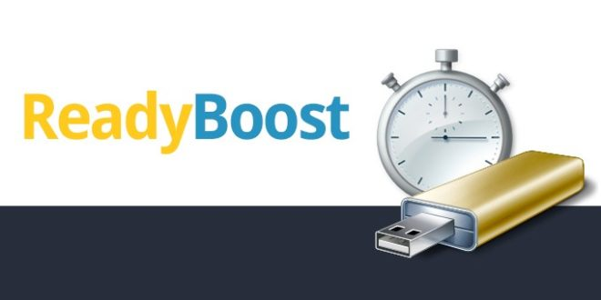 Как включить ReadyBoost Windows 10
