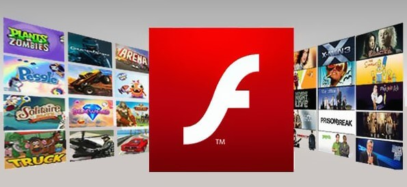 adobe flash player открыть swf